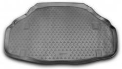 Коврик в багажник Lexus LS 12-17 длинная база полиуретановый черный Element