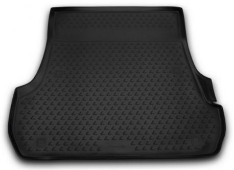 Фото Коврик в багажник Lexus LX 07-15, 15- 5 мест полиуретановый черный Element