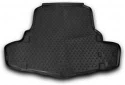 Коврик в багажник Lexus RC 14- купе, полиуретановый черный Novline