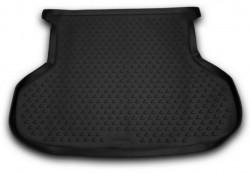 Коврик в багажник Lexus RX 03-09, полиуретановый черный Novline