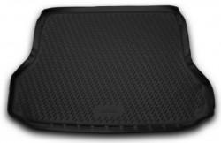 Коврик в багажник Nissan X-Trail 14- полиуретановый черный Element