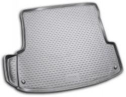 Коврик в багажник Skoda Octavia 96-10 хэтчбек, полиуретановый черный Element