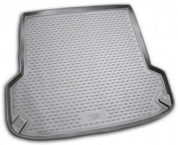 Коврик в багажник Skoda Octavia 96-10 универсал, полиуретановый черный Element