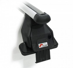 Багажник на крышу Mini Cooper 13- 5 дверей Menabo Alu