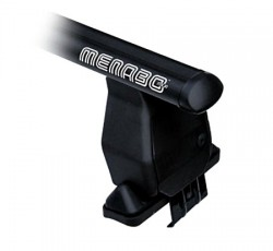 Багажник черный на Kia Sportage 10-15 Menabo Fe
