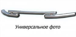 Передний ус ступенчатый на Lexus GX 2003-2009