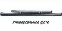 Передний ус двойная труба ST016 на Lexus GX 2003-2009