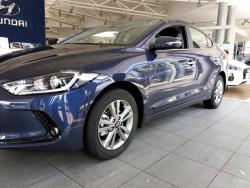 Молдинги дверей Hyundai Elantra 2016- Rider