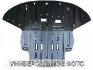Защита двигателя Fiat Fullback 2016- V-2,4 Полигон
