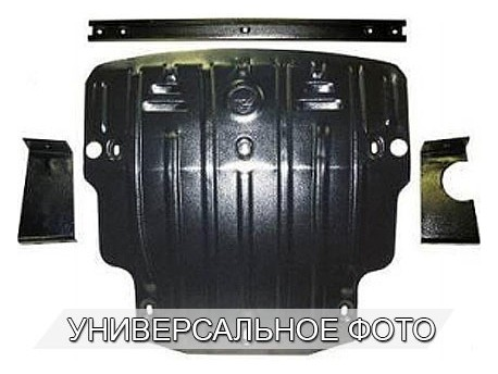 Фото Защита двигателя Volkswagen Arteon 2017- V-2 Полигон