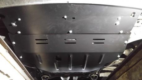 Фото Увеличенная защита картера Renault Trafic 01-14 1.9 D Титан