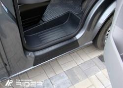 Накладки на пороги Volkswagen T5  03-15 Rider 2 шт