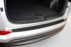 Накладка на задний бампер Hyundai Tucson  2015- Rider