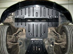 Защита радиатора BMW 6 Series E63 2005-2010 Полигон