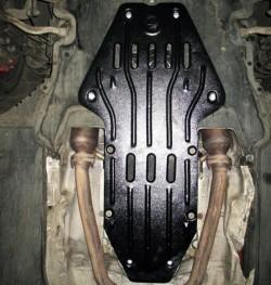 Защита двигателя BMW 6 Series E63 2005-2010 Полигон