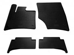 Коврики для Audi Q7 2006-2015 Stingray (4 шт)