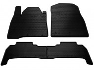 Коврики для Lexus LX 2007-2012, 2012- Stingray nd (4 шт)