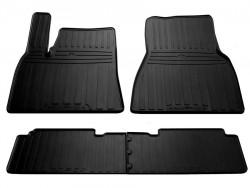 Коврики для Tesla Model S 2012- Stingray sd (4 шт)