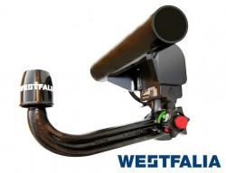 Фаркоп BMW X1 E84 2009-2015 вертикальный автомат Westfalia