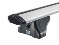 Алюминиевый багагажник на интегрированные рейлинги Ford S-Max 2015- Cruz Airo