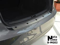 Накладка на бампер MG 6 2010- седан Premium