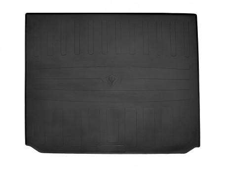 Коврик в багажник BMW X5 F15 2013-2018, резиновый черный Stingray