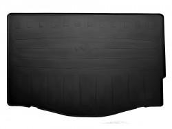 Резиновый коврик в багажник Ford Focus хэтчбек 2011-2018, черный Stingray