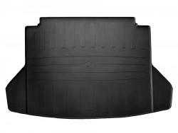Коврик в багажник Hyundai Elantra седан 2016-, резиновый черный Stingray