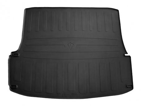 Резиновый коврик в багажник Skoda Octavia лифтбек 2004-2009, черный Stingray