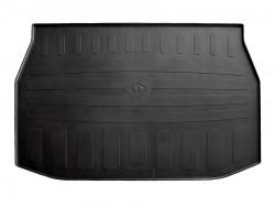 Коврик в багажник Toyota CH-R 2016-, резиновый черный Stingray