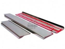 Накладки на пороги Infiniti G 4 двери 2007-2013 Standart