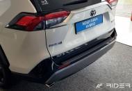 Накладка на бампер Toyota Rav-4 2019- Rider