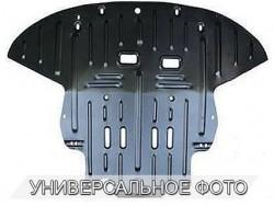 Защита картера Mercedes GLA X156 2013- V-2.0, 2.2 Полигон