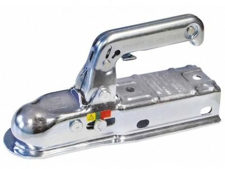 Сцепное устройство WW8-E+SB 800 кг. на квадратное дышло 50 мм.