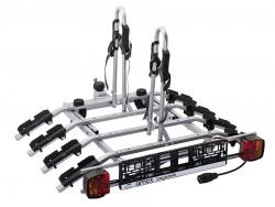 Кріплення для велосипеда Amos Tytan 4 на фаркоп для чотирьох велосипедів