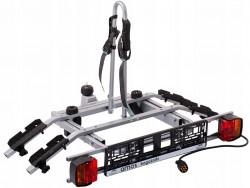 Велосипедне кріплення Amos Tytan 2 на фаркоп для двох велосипедів