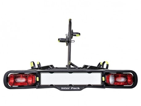 Велокрепление на фаркоп InterPack Duo в виде платформы