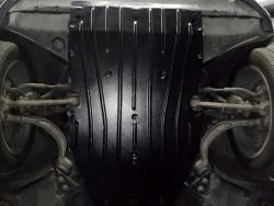 Защита картера Audi Q5 2017- Полигон