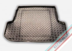 Коврик в багажник Subaru Legacy универсал 04-09 черный Rezaw-Plast