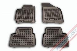 Коврики в салон Chevrolet Lacetti 2004-2013 черные 4 шт. Rezaw-Plast
