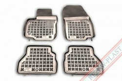 Коврики в салон Ford B-Max 2012- черные 4 шт. Rezaw-Plast