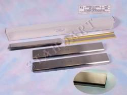 Накладки на пороги Citroen C4 Picasso 2006-2013 Standart