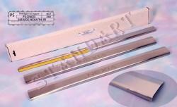 Накладки на пороги Daewoo Nexia 95-08, 08- Standart