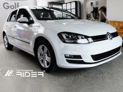 Молдинги дверей VW Golf 7 12- хэтчбек, универсал Rider