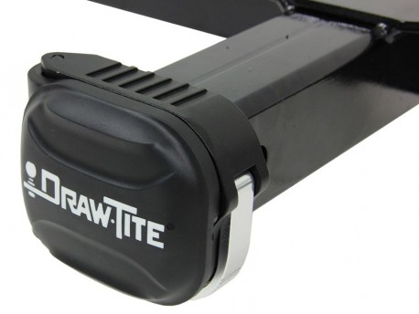 Заглушка анти-стук на американский фаркоп Draw-Tite