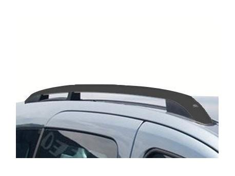 Фото Рейлинги на крышу Citroen Berlingo 1996-2010 алюминиевые Crown
