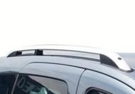 Рейлинги Renault Sandero 2008- алюминиевые Crown