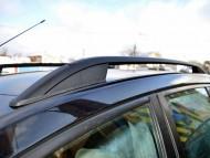 Рейлинги Ford Fusion 2002- алюминиевые Crown