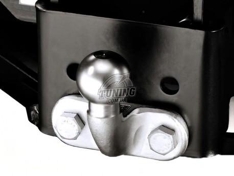 Photo Фаркоп Renault Master 2010- HakPol для заднего привода