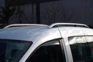 Рейлинги Volkswagen Caddy 2004-2015, 15- алюминиевые Crown